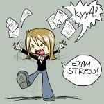 exam-stress